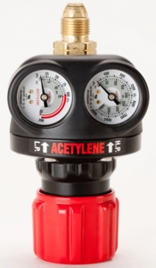 Victor Acetylene Regulator - Edge Series ESS4 - Heavy Duty