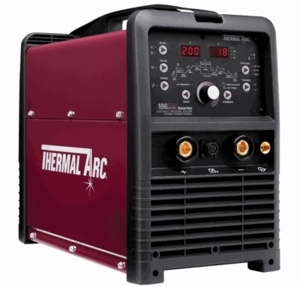 Thermal Arc 186 AC/DC TIG Welder System w/Fingertip Conrol W1006301