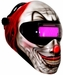 Save Phace Str8 Clownin Welding Helmet - Auto-Darkening Shade 9-13