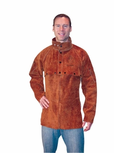Tillman Leather Welding Cape Sleeve with Bib 3821-20
