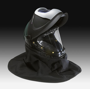 3M Speedglas Adflo (HE) 9100XX and Hard Hat 16-0905-SGXX