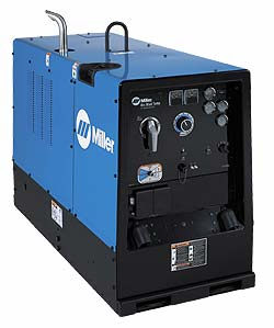 Miller Big Blue Turbo CC/CV Diesel Welder 907157