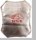 BSX Aluminized Felt Backpad BX-BP