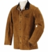 Black Stallion Welding Jacket - Split Cowhide 30WC