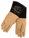 Black Stallion Welding Gloves - Deerskin TIG Glove 25D-BLK
