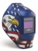 Miller Welding Helmet - America's Eagle Digital Performance 256161