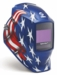 Miller Welding Helmet - Stars & Stripes II Digital Elite Lens 257216