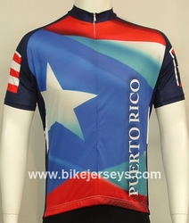 Puerto Rico SS Jersey USA Sizes     Xs / S     Last Few!!