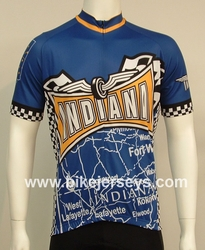 Indiana Men's SS Jersey - USA Sizing  Xs   Last One!!
