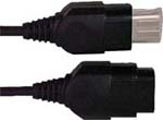 Xbox Controller or Dance Pad Extension Cable 6 ft.