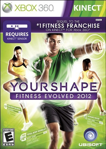 Xbox 360 - Your Shape: Fitness Evolved 2012