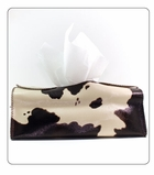 Tissue Box Cover Animal Print