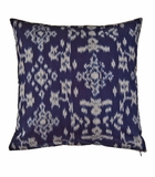 Ikat Fabric Pillows
