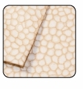 Travel Neck Pillow - Shagreen Beige