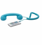 Telephone Handset Light Blue Limited Edition