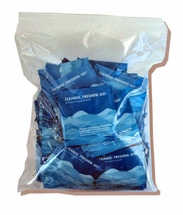 Cleanse Freshen Go Invisalign & Retainer Cleaning Wipes Bulk Bag