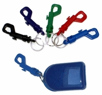 Keychain Retainer Case Clips