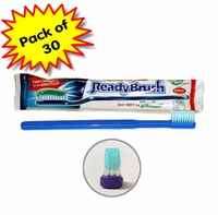 ReadyBrush Pre-Pasted Toothbrush - 30 Pack