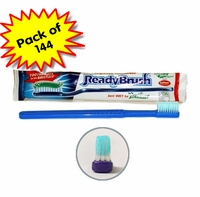 ReadyBrush Pre-Pasted Toothbrush  - Bulk Box of 144