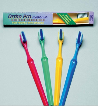 Braces Toothbrush (Orthodontic Toothbrush)