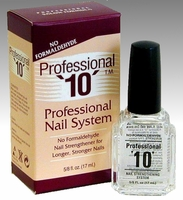 "Custom Nails Professional ""10""  5/8 oz."