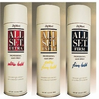 DeMert Brands All Set  Hair Spray 12 oz.