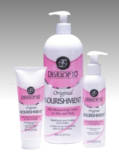 Develop 10 Nourishment