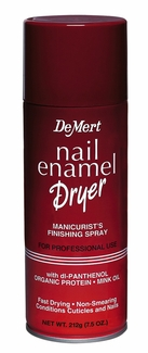 DeMert Brands Nail Enamel Dryer 7.5oz