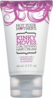 Not Your Mother's Kinky Moves Curl Defining Hair Cream 1.5 oz.
