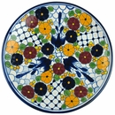 Talavera Swallow Dinner Plate