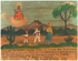 Antiqued Mexican Retablo with Story