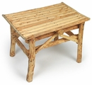 Small Rustic Twig Table