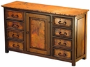 Francisco Buffet 1 Door - 8 drawer