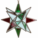 Mexican Fiesta Bandera Star Light