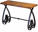 Wrought Iron Accent Furniture