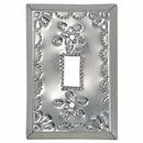 Single Decorative Tin Switchplates - Star