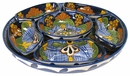 Traditional Talavera Appetizer Platter