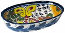 Small Talavera Sauce Bowl