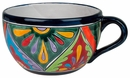 Talavera Mug Flower Pot