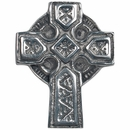 Mini Pewter Celtic Cross