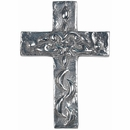 Mini Skinny Pewter Cross