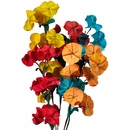 Corn Husk Bougainvillea  - Bouquet of 6