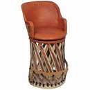 Equipale Swivel Bar Stool