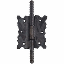 Rustic Iron Large Scalloped Gate Hinge - 6.75""