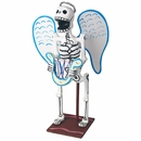 Garcia Skeleton Angel with Harp