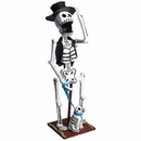 Garcia Skeleton Dandy with Dog