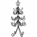 Iron Christmas Tree Display Stands - Mini and Small
