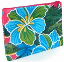 Small Oilcloth Cosmetic Bag - 2 Bags