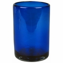 Cobalt Blue Highball Glass - Set of 4 - Mexican Glassware