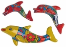 Talavera Dolphins  - Set of 3